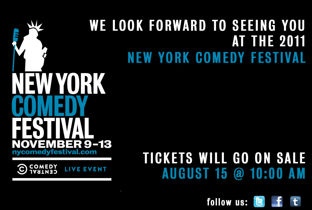 """Watch comedians audition in NYC to be among """"Comics to Watch"""""""