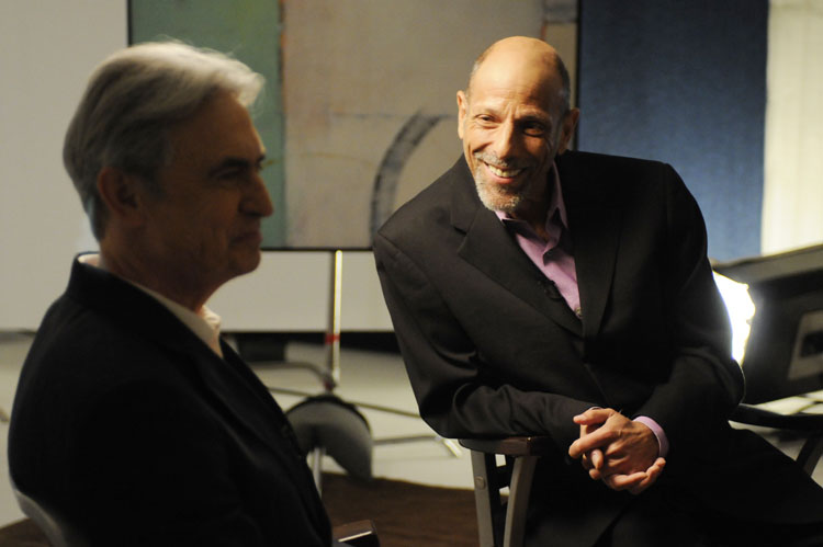 "Showtime orders 10 episodes of ""Laughing Stock"" interviews by David Steinberg"