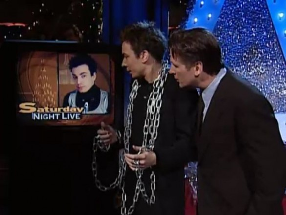 Jimmy Fallon to host SNL in December 2011, just as SNL predicted in 1998   The Comic's Comic Jimmy Fallon Snl