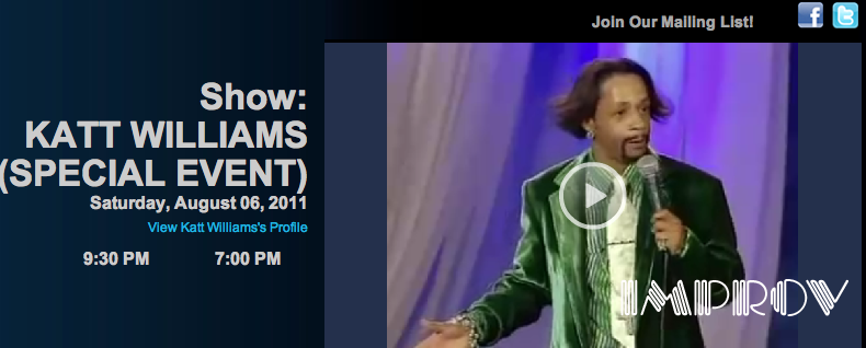 Katt Williams stand-up comeback hits another speed bump in Ontario