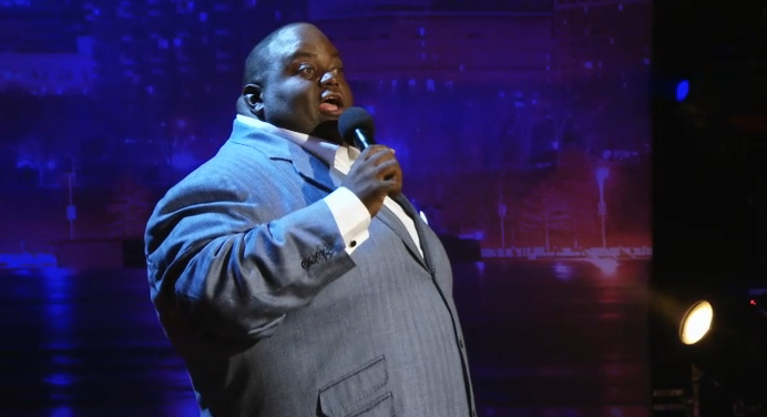 """""""Can A Brother Get Some Love?"""" Lavell Crawford talks about his big breaks in comedy, Breaking Bad"""