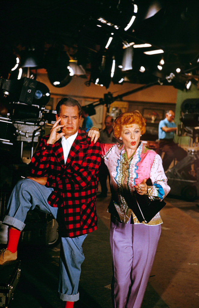 LIFE celebrates Lucille Ball at 100 with gallery of unpublished photos