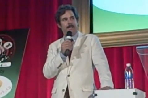 Watch Paul F. Tompkins introduce Andy Kindler for his State of the Industry 2011