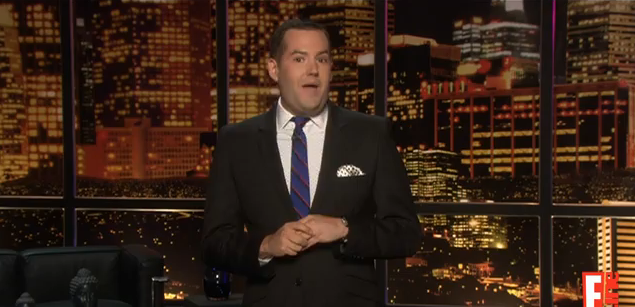 Timing: E! signs deal with Ross Mathews as Chelsea Handler lets him guest host, looks to exit