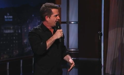 Todd Glass flips the format on Jimmy Kimmel Live