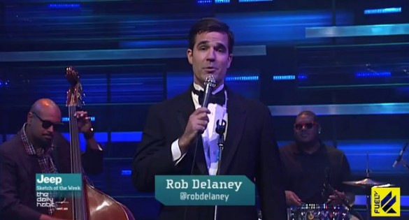Rob Delaney Twit Lounge