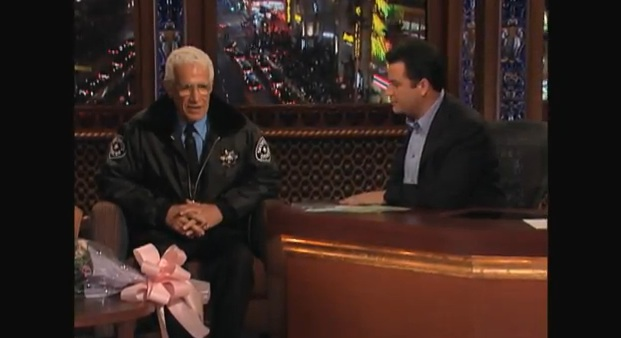 "Jimmy Kimmel devotes entire episode to a loving tribute of his ""Uncle Frank"""