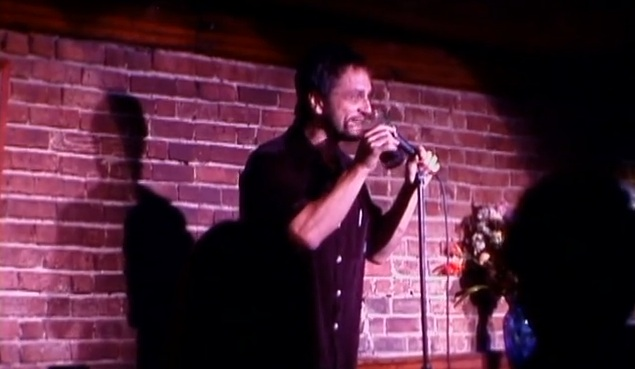 Documentary short film follows a day in the life of Marc Maron: Sept. 19, 2001