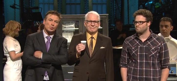 SNL #37.1 RECAP: Host Alec Baldwin, musical guest Radiohead