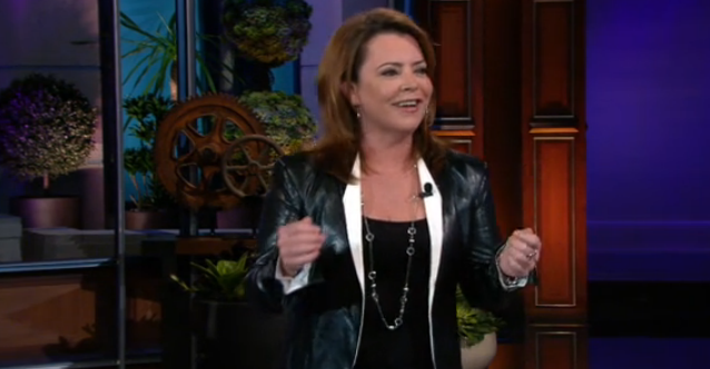 On Leno, Kathleen Madigan talks politics, drugs, guns