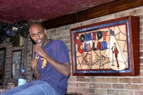 The Dave Chappelle experience: Transcending comedy