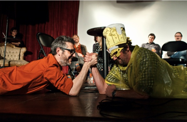 Highlights from the 2011 Eugene Mirman Comedy Festival