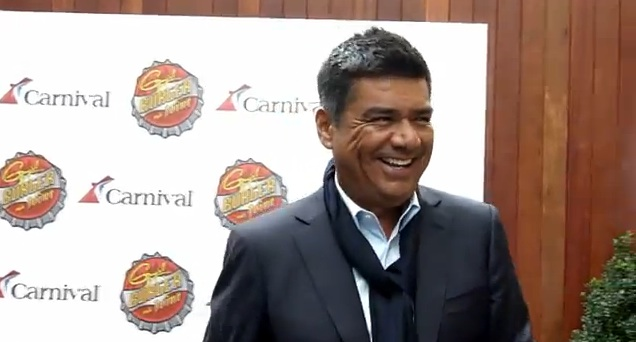 "From late-night TV to the high seas: George Lopez named Carnival's ""Creative Director for Comedy"""