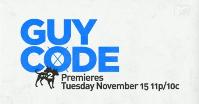 "Comedians to dissect ""Guy Code"" for MTV2 in new weekly series"