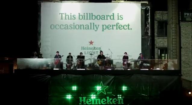 [Sponsored Post] Heineken Light takes over Chicago