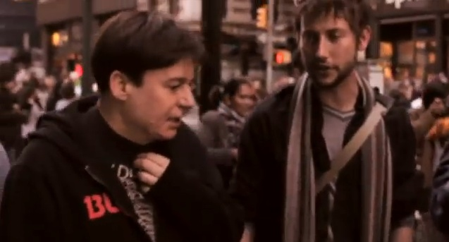 Follow-up videos: Comedians join activists at Occupy Wall Street