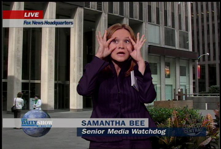 Samantha Bee named Canadian Comedy Person of the Year at 2011 awards