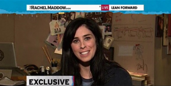 """Sarah Silverman explains motives for her """"Live from N*****head"""" show in Austin on Nov. 1"""