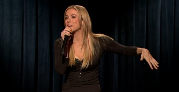 On Fallon, Iliza Shlesinger discusses her favorite commercials
