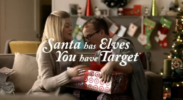 Watch Chris Gethard in a Target Christmas commercial, and pre-order his book