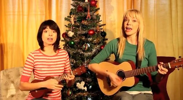 """Scary F**ked Up Christmas"" by Garfunkel and Oates (with Santa Doug Benson)"