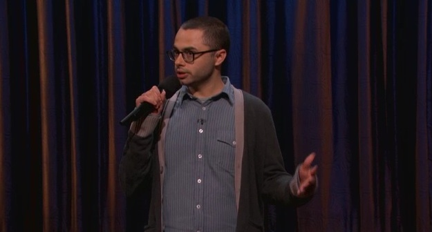 On Conan, Joe Mande explains the differences between Hanukkah and Christmas