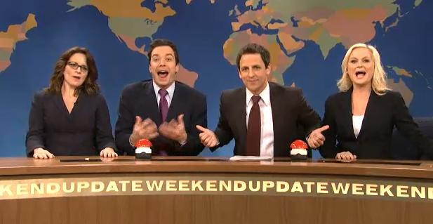 SNL #37.10 RECAP: Host Jimmy Fallon, musical guest Michael Buble, and most of Fallon's SNL colleagues