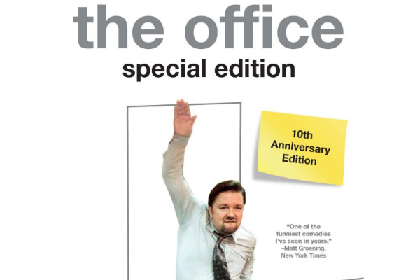"Revisiting ""The Office,"" 10 years later, with this special edition DVD"