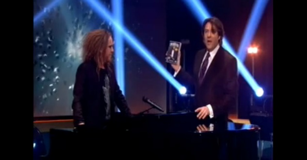 """The Tim Minchin """"Woody Allen Jesus"""" song that ITV's Jonathan Ross Show wouldn't show you"""