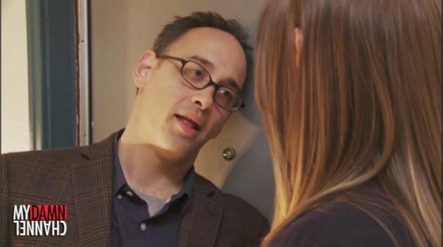 """David Wain misses the hookup in season 5 of """"Wainy Days"""""""