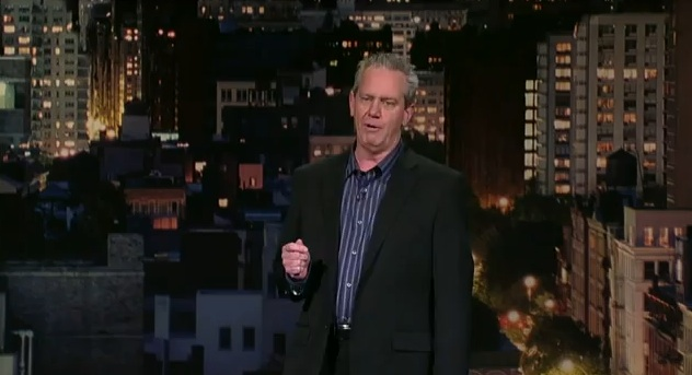 Dennis Regan on Late Show with David Letterman