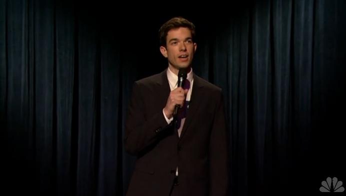 John Mulaney on Late Night with Jimmy Fallon