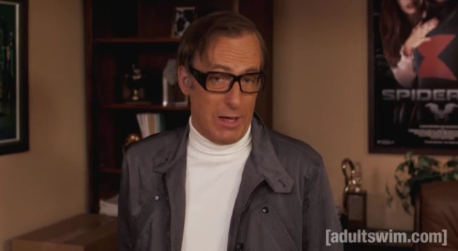 """Let's Do This!"" Watch Bob Odenkirk's Adult Swim pilot"