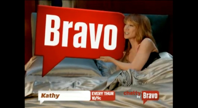 Bravo sets April 2012 premiere for Kathy Griffin's weekly primetime talk show