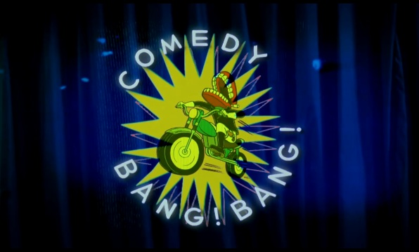 "Watch a sneak peek of IFC's ""Comedy Bang! Bang!"""