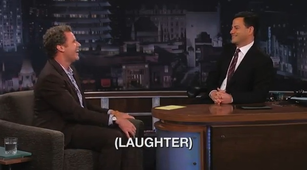 Will Ferrell en Espanol on Jimmy Kimmel Live