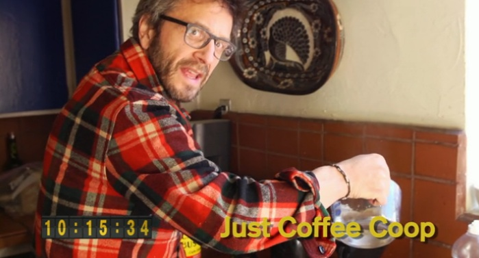 """Hulu presents """"A Day In The Life"""" of Marc Maron"""
