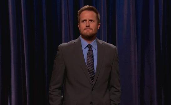 Matt Knudsen on Conan