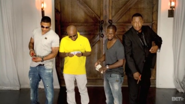 Kevin Hart, next-gen Wayans brothers receive BET series
