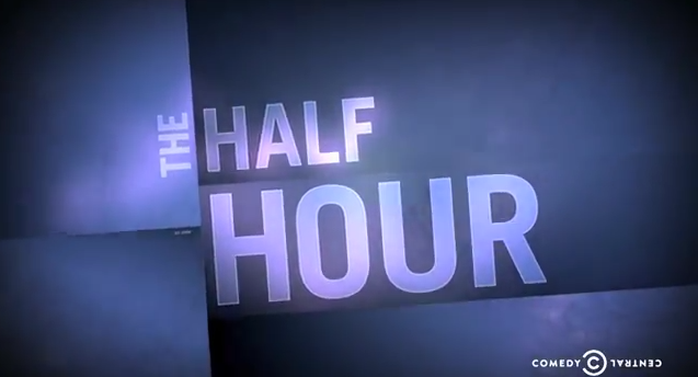 "Preview trailer for new series of ""The Half Hour"" Comedy Central specials"