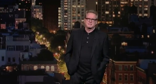 Darrell Hammond returns to Late Show with David Letterman