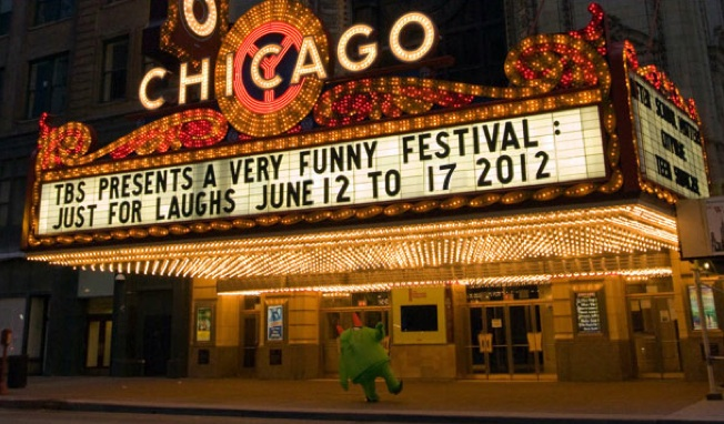 TBS, Just For Laughs team up for fourth annual comedy festival in Chicago