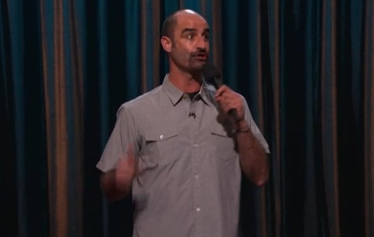 Brody Stevens brings his positive energy to Conan. Enjoy that!