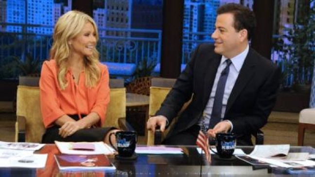 """Jimmy Kimmel Live"" comes home to Brooklyn in November 2012"