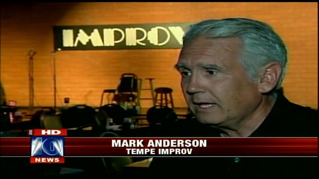 Mark Anderson, owner of Tempe, D.C. Improvs, dead at 60