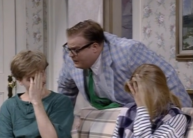 "Remembering Matt Foley: Chris Farley's ""motivational speaker"""
