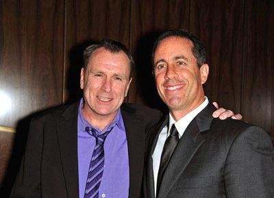 Jerry Seinfeld Colin Quinn To Make Five Borough Comedy