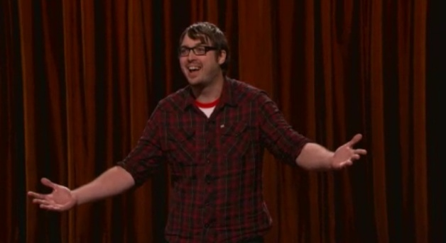 Jonah Ray on Conan