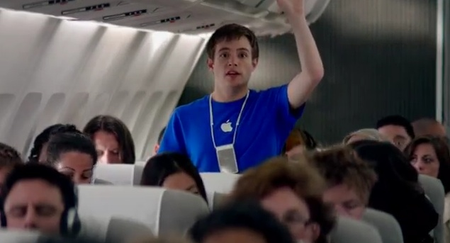 Josh Rabinowitz tapped as Apple Genius in new Mac ad campaign