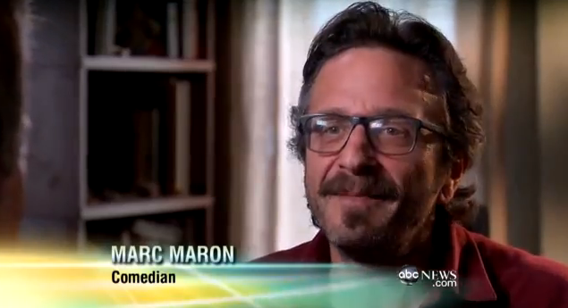 Nightline's profile of Marc Maron